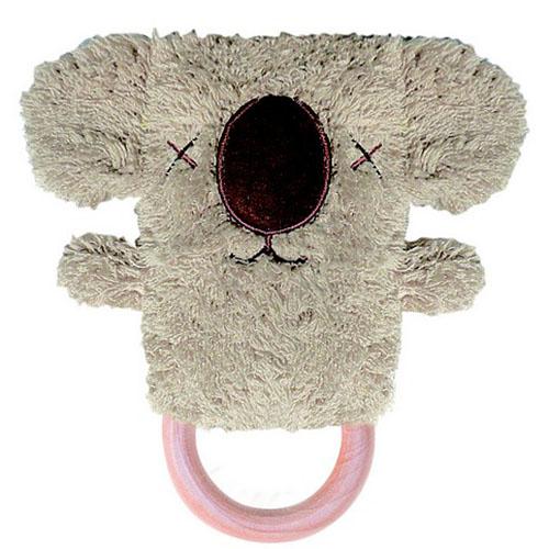 O.B. Designs Rammelaar Bijtring Dingaring Keith Koala