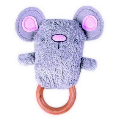 O.B. Designs Rammelaar Bijtring Dingaring Moe Mouse