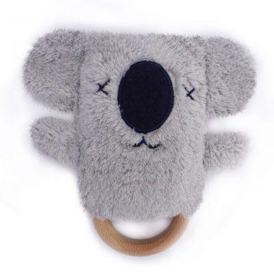 Rammelaar Bijtring Dingaring Keith Koala blauw