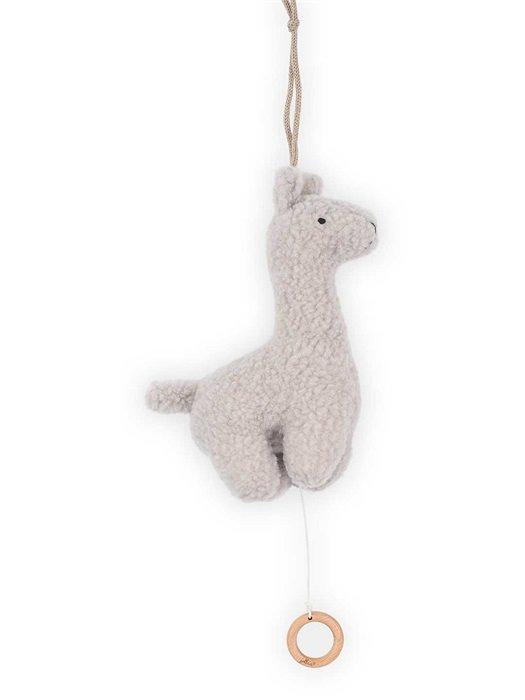 Jollein muziekdoosje alpaca