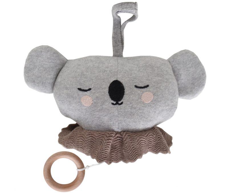 Eef Lillemor muziekdoosje Circus Koala