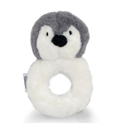 Jollein rammelaar pinguïn grijs